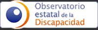 Logotipo del Observatorio de la Discapacidad