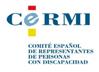 Logotipo del Consejo Español de Representantes de Personas con Discapacidad (CERMI). Abre ventana nueva.